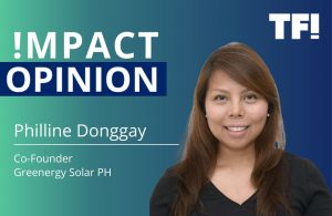 Philline Donggay Op-ed Cover Image